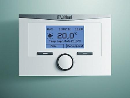 VAILLANT - Pompa ciepła aroTHERM VWL 125/5AS + VWL57/5IS + Multimatic VRC 700